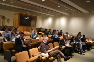 2016FLAME Confernce lecture hall